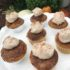 Pumpkin Cinnamon Sugar Cupcakes with Cream Cheese Frosting